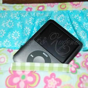 iPod Tasche Schürze